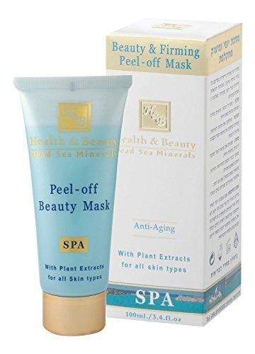 Health & Beauty Dead Sea Minerals Firming Peel off Beauty Mask 100ml.