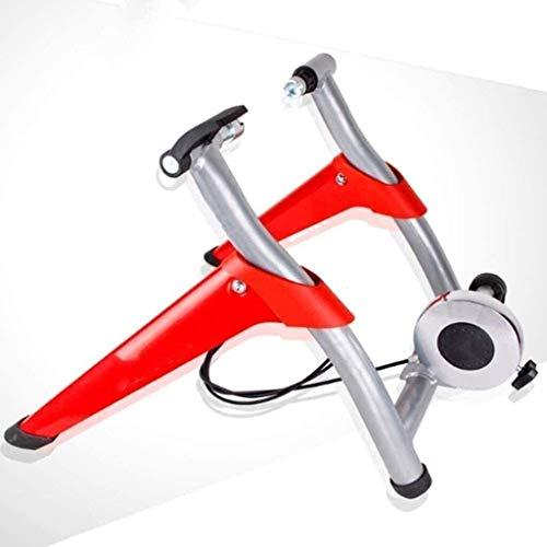 bici mtb Bicicleta convenientes del soporte puede ejercer bicicleta en casa fácil de vacaciones o de trabajo de viaje adecuados for el tamaño de los neumáticos, 26-28 pulgadas de bicicletas Plataforma