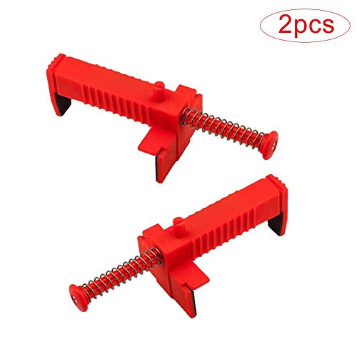 didatecar Brick Line Clips, Brick Liner Runner Wire Drawer Bricklaying Tool Fixer Brick Clamps for Building Construction Fixture Builders and Bricklayer Brick Liner Puller Pull Wire Clamp