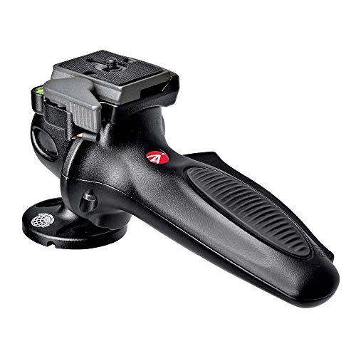 Manfrotto Neuer Joystick Kugelkopf, trägt bis zu 5,5 kg, praktischer und robuster Kugelkopf, für Kamerastative, Fotozubehör, für Content Creation, Video-Blogs