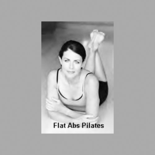 Flat Abs Pilates audiobook cover art