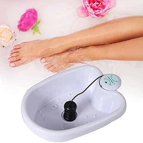 TOPQSC Ionic Detox Foot Bath Portable Foot SPA,Negative Ion Detox Foot...
