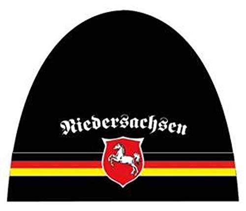 FRIP - Strickmütze Niedersachsen mit Wappen & Stickerei Mütze Cap