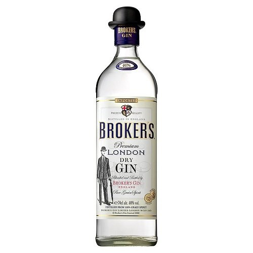 Brokers Gin Limited (1 x 0.7 l)