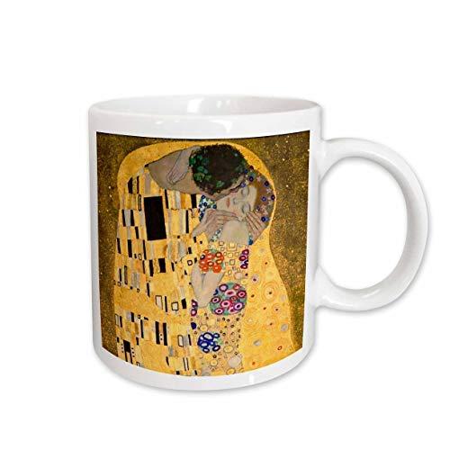 Gustav Klimt Tasse The Kiss C, 325 ml, Keramik