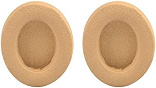 KANEED Replacement Cushion Ear Pads 1 Pair Sponge Headphone Protective Case for Beats Studio2.0 / Studio3 (Army Green) (Co...