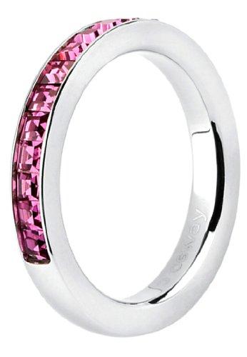 anello donna gioielli Brosway Tring misura 16 classico cod. BTGC59C