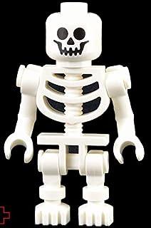 レゴ LEGO ミニフィグ ガイコツ/LEGO minifig SKELETON