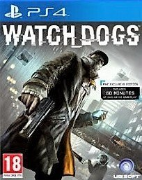 Watch Dogs Special Edition Breakthrough Pack by PS