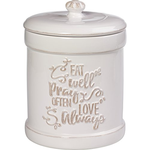 Precious Moments Ceramic Kitchen Canister