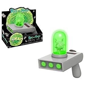 Funko Toy: Rick & Morty - Portal Gun Toy Portal Gun,Multi-colored