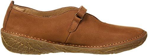El Naturalista Damen Borago Slip On Sneaker, Braun (Wood Wood), 38 EU