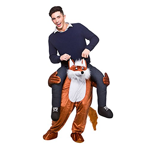 Carry Me Fantastic Fox - Adult Costume Adult - One Size