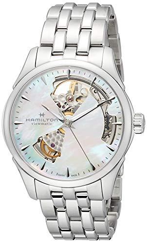 Hamilton Jazzmaster H32215190 Damen Automatikuhr 80h Gangreserve