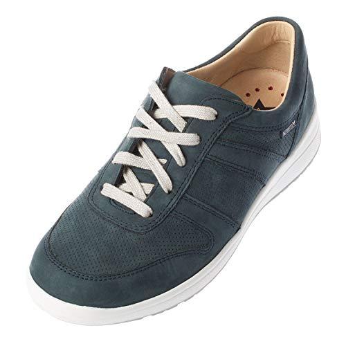 Mephisto Chaussures Rebeca Perf Bleu Marine - Bleu Marine - 37-4