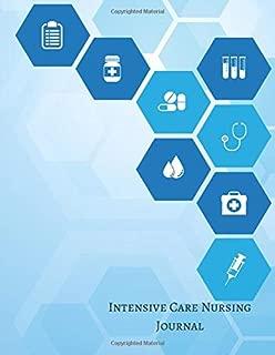 Intensive Care Nursing Journal: Intensive Care Log