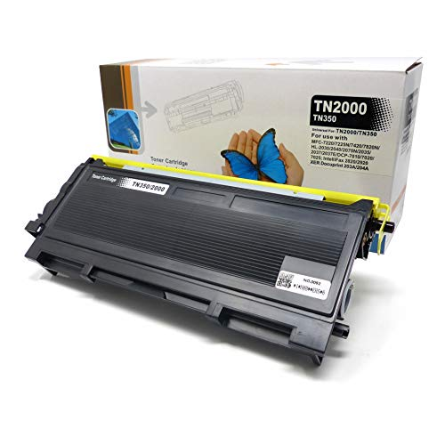 Starlet24 Toner en/of trommel vervanging voor Brother 7010, HL-2020-2070, MFC-7220-7820