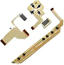OSTENT Direction Cross Button Left Key Volume Right Keypad Flex Cable Compatible for Sony PSP 1000