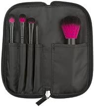 Coastal Scents Color Me Fuchsia Makeup Brush Set