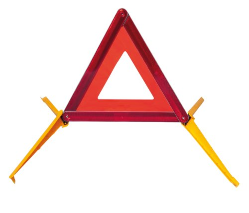 Leina 73750 - Triángulo de señalización de averías (tamaño Compacto)