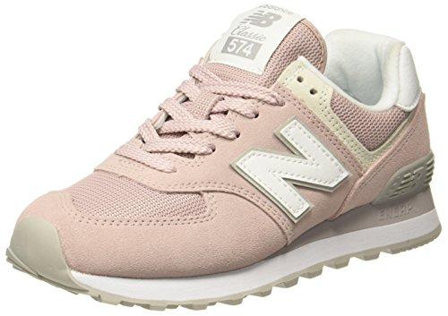 New Balance 574v2, Scarpa da Tennis Donna, Rosa (Pink Wl574esp), 40.5 EU