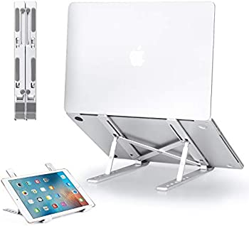 GIM Adjustable Foldable Portable Laptop Stand