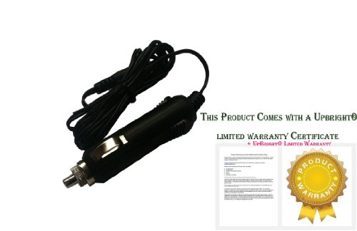 Why Choose UPBRIGHT New Car DC Adapter for Sabre DVP701BKA Portable DVD Player Cigarette Lighter Plu...