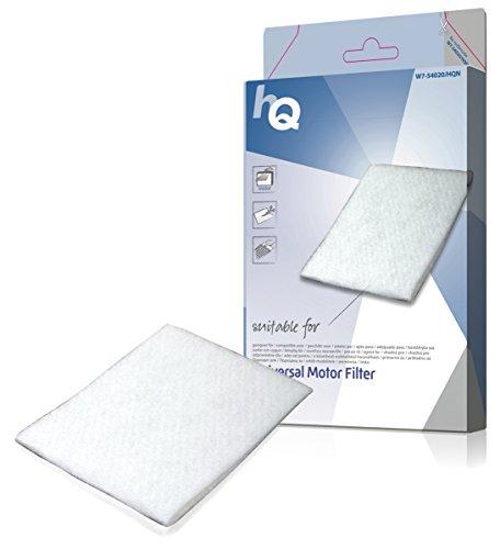 HQ W7-54020 Accessoire et fourniture de vide Accessoire pour aspirateur Blanc 125 mm 310 mm 130 x 160 x 5 mm 11 g