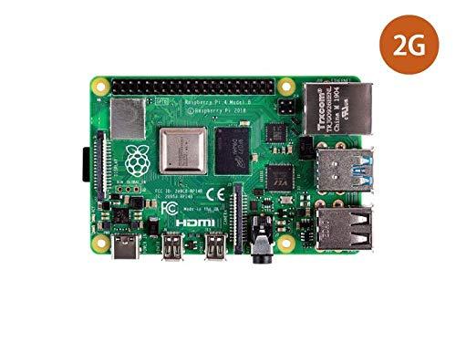 ラズベリーパイ 4 コンピューターモデルB 2GB Raspberry Pi 4 ラズパイ 4 TELEC認定取得済み 技適マーク入り