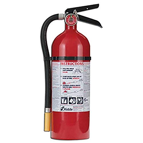 Kidde 466112-01 ABC Pro Multi-Purpose Dry Chemical Fire Extinguisher