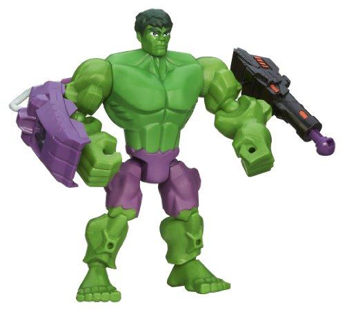 Marvel Avengers Super Hero Mashers Battle Hulk Upgrade Figurina