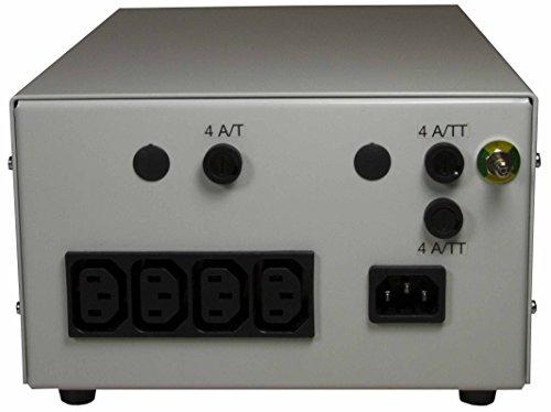 TTW ERT 230//230/4G Trenntransformator geeignet für medizinische Geräte, maximal 920 VA