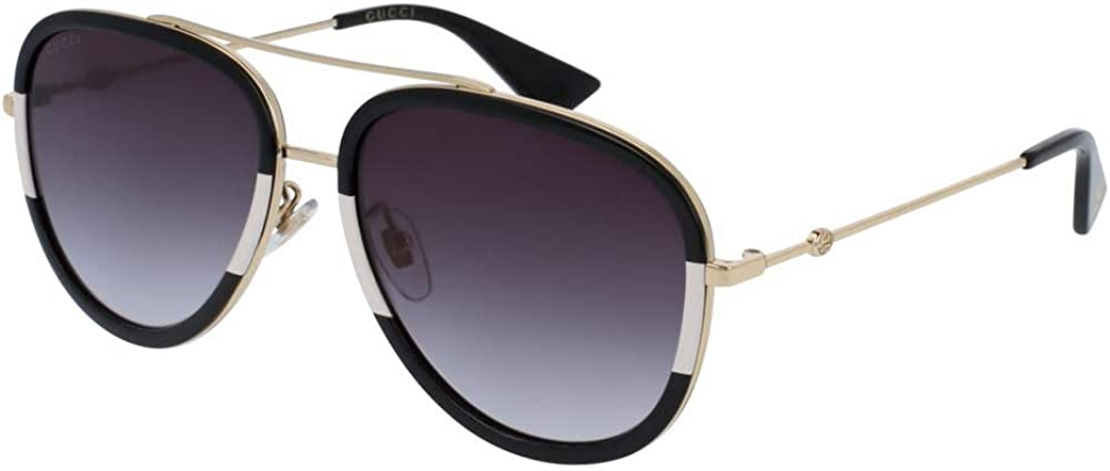 New popularity Gucci GG0062S Max 60% OFF Aviator Sunglasses For +FREE Men Eye Complimentary