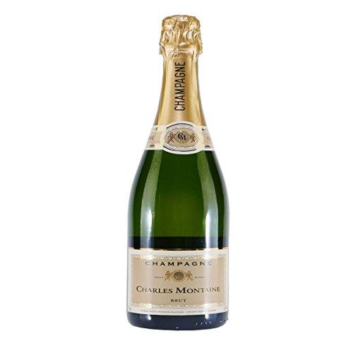 S.A. La Roche Champagne Charles Montaine Brut 0.75 Liter