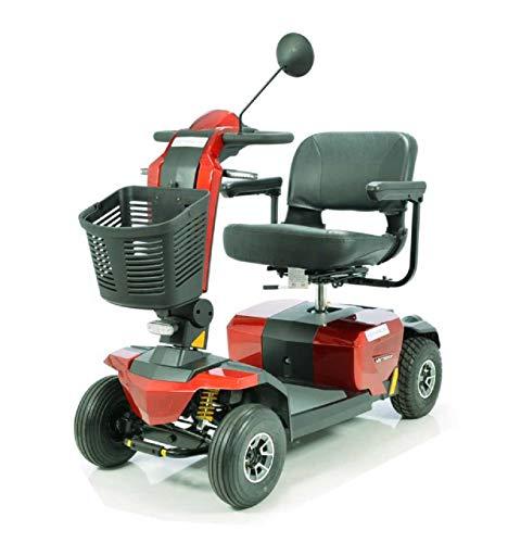 Scooter elettrico Pride Victory 10 LX carrozzina per anziani...