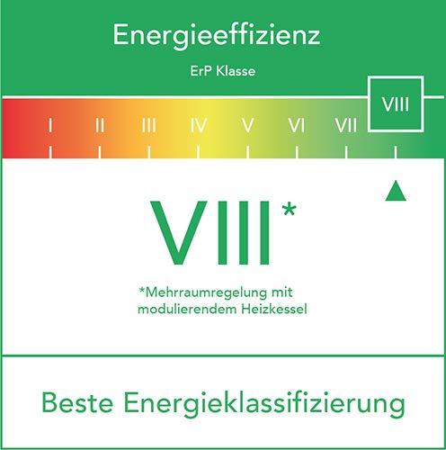tado° Smartes Thermostat Starter Kit für Wohnungen mit Raumthermostat (v3) – intelligente Heizungssteuerung per Smartphone - 9