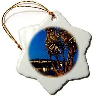 Emily Snowflake Decorative Hanging Ornament California California, Monterey, Fishermans Wharf Christmas Tree Hanging Gift