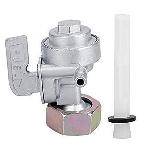 Válvula de interruptor de combustible - Generador de gasolina Encendido/apagado del tanque de gasolina Bomba de interruptor de combustible