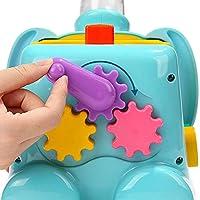 TOP BRIGHT Cubo Multiattività Bambini - Giochi in Legno per Bambini 1 Anno – Cubo Interattivo per Bimbi e Bimbe – Gioco Educativo – Ottima Idea Regalo Bambini #4