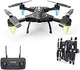Wghz Mini Drone para niños, RC Nano Quadcopter con retención de altitud, Modo sin Cabeza, Volteretas 3D, Retorno de una tecla y Ajuste de Velocidad