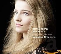 Hungarian Horizon-Piano Music of Kodaly & Bartok