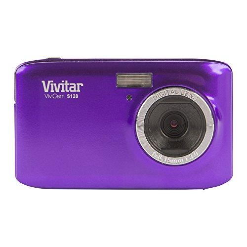 Vivitar VS128 16.1 MP ViviCam iTwist Digital Camera, Color May Vary