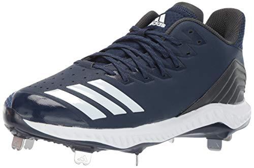 adidas Men's Icon Bounce, Collegiate Navy/White/Carbon, 10 M US