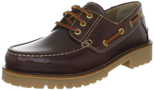 camel active Portland 13, Mocassins (Loafers) Homme - Marron (Chestnut), 42.5 EU