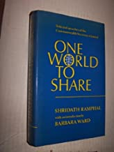 One world to share: Selected speeches of the Commonwealth Secretary-General, 1975-9