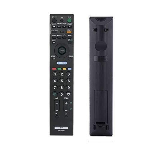 LIMINGZE RM-ED011 Mando para Sony RM-ED011, Mando a Distancia para Sony Bravia TV KD-49XD7004 KD-55XD7004 KD-65XD7005 KD-50SD8005 KD-43X8000D KD-55X7000D