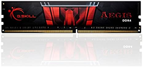 G.Skill 8GB Aegis DDR4 PC4-17000 2133MHZ for Intel Z170 ...