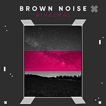 Brown Noise Binaural, Vol. 4