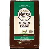 NUTRO GRAIN FREE Adult Natural Dry Dog Food Lamb,...