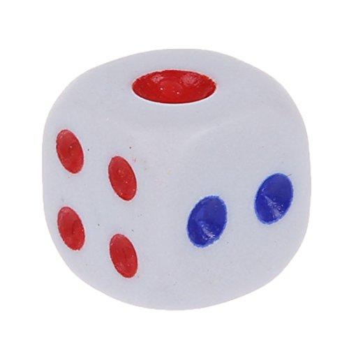 TOOGOO(R)Truco de magia Dados cargados de golpeteo rollos eumeros exactos